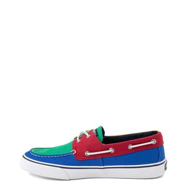 alternate view Mens Sperry Top-Sider Yacht Club Bahama Boat Shoe - MultiALT6