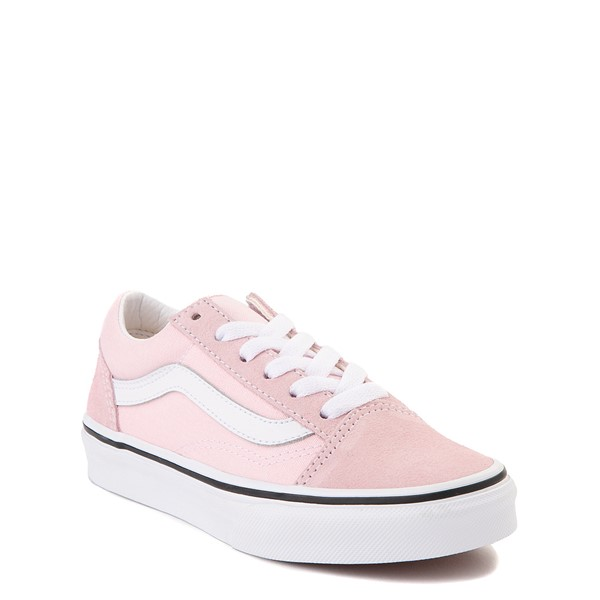 alternate view Vans Old Skool Skate Shoe - Little Kid - Blushing PinkALT5