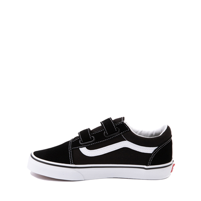 Alternate view of Vans Old Skool V Skate Shoe - Big Kid - Black