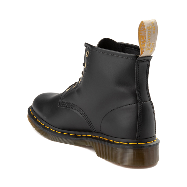 alternate view Dr. Martens 101 6-Eye Vegan Boot - BlackALT1