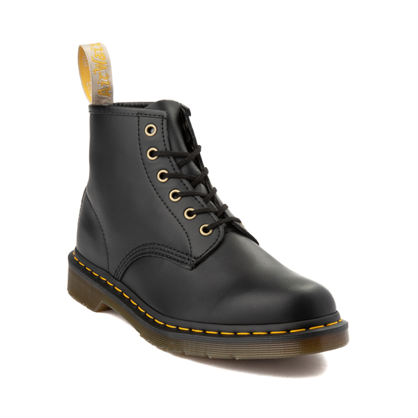 alternate view Dr. Martens 101 6-Eye Vegan Boot - BlackALT5