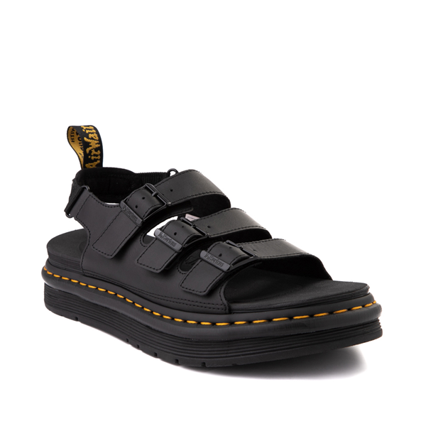 alternate view Mens Dr. Martens Soloman Sandal - BlackALT5