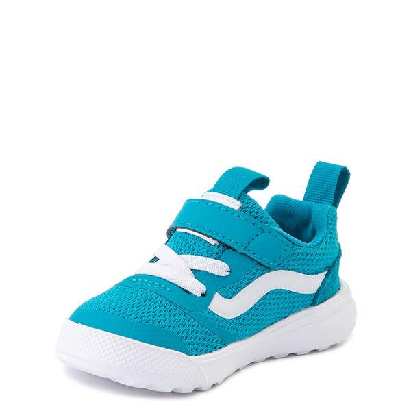alternate view Vans UltraRange Rapidweld V Sneaker - Toddler - Caribbean SeaALT3