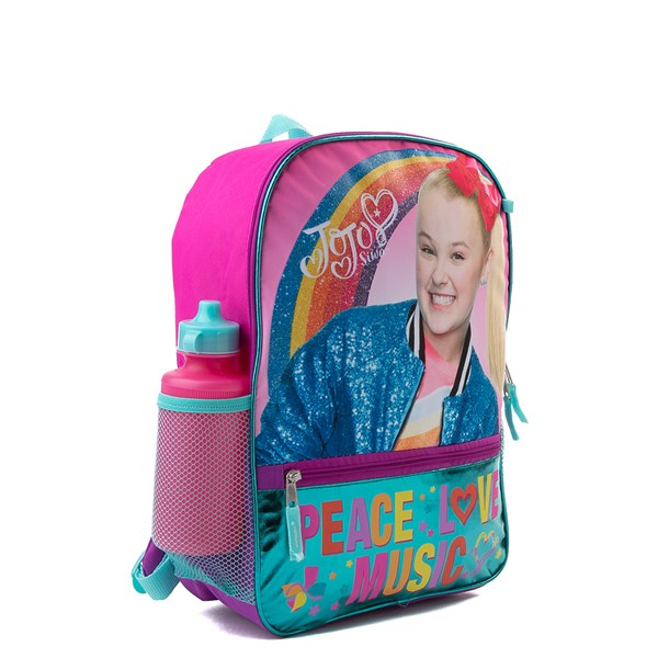 alternate view JoJo Siwa™ Backpack Set - PinkALT2