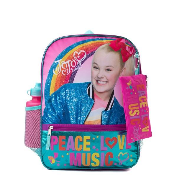 alternate view JoJo Siwa™ Backpack Set - PinkALT3