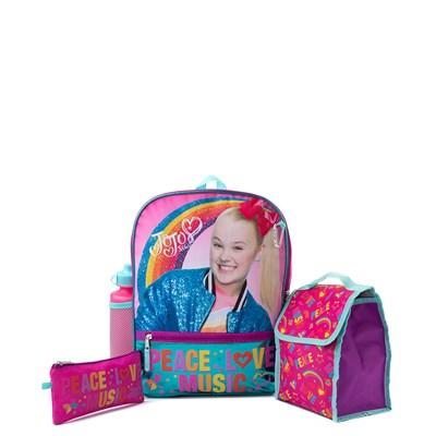 Main view of JoJo Siwa™ Backpack Set - Pink