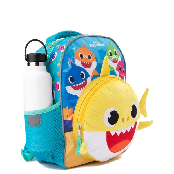 alternate view Baby Shark Mini Backpack - BlueALT1