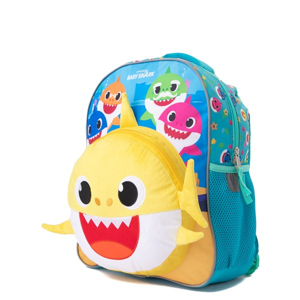 alternate view Baby Shark Mini Backpack - BlueALT3