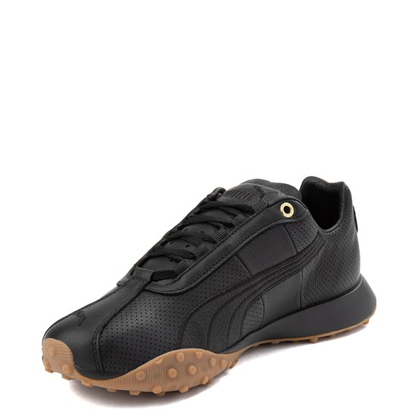 alternate view Mens Puma H.ST.20 Premium Athletic Shoe - Black / GumALT3