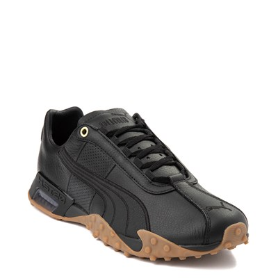 Alternate view of Mens Puma H.ST.20 Premium Athletic Shoe - Black / Gum