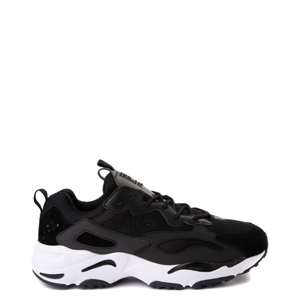 Mens Fila Ray Tracer Athletic Shoe - Black