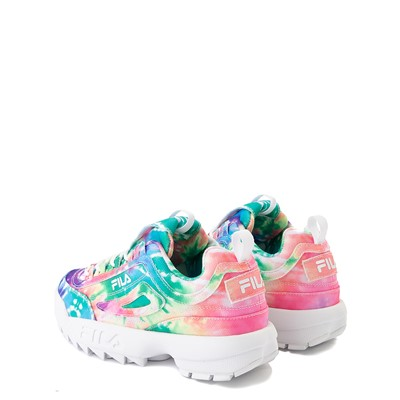 Alternate view of Fila Disruptor 2 Tie Dye Athletic Shoe - Big Kid - Multi