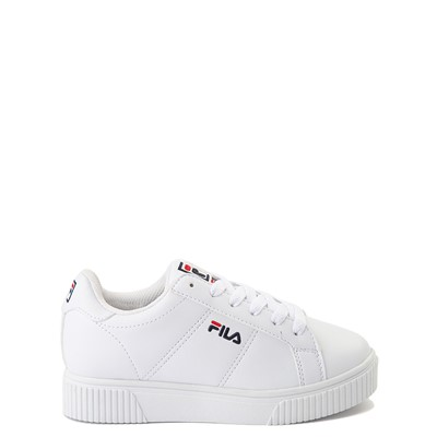 Main view of Fila Panache Platform Athletic Shoe - Little Kid - White