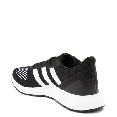 Alternate view of Mens adidas Swift Run RF Athletic Shoe - Black
