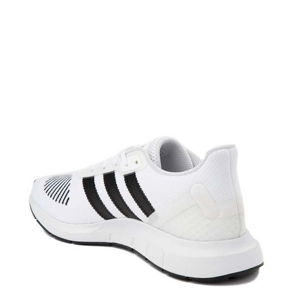 alternate view Mens adidas Swift Run RF Athletic Shoe - WhiteALT1