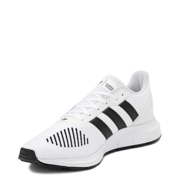 alternate view Mens adidas Swift Run RF Athletic Shoe - WhiteALT2
