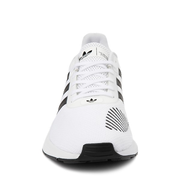 alternate view Mens adidas Swift Run RF Athletic Shoe - WhiteALT4
