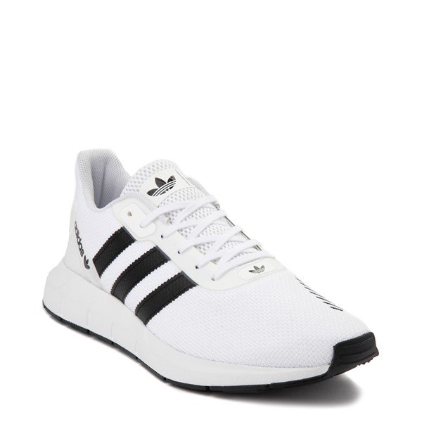 alternate view Mens adidas Swift Run RF Athletic Shoe - WhiteALT5