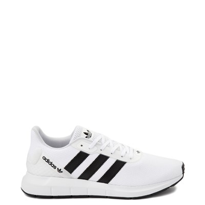 Main view of Mens adidas Swift Run RF Athletic Shoe - White