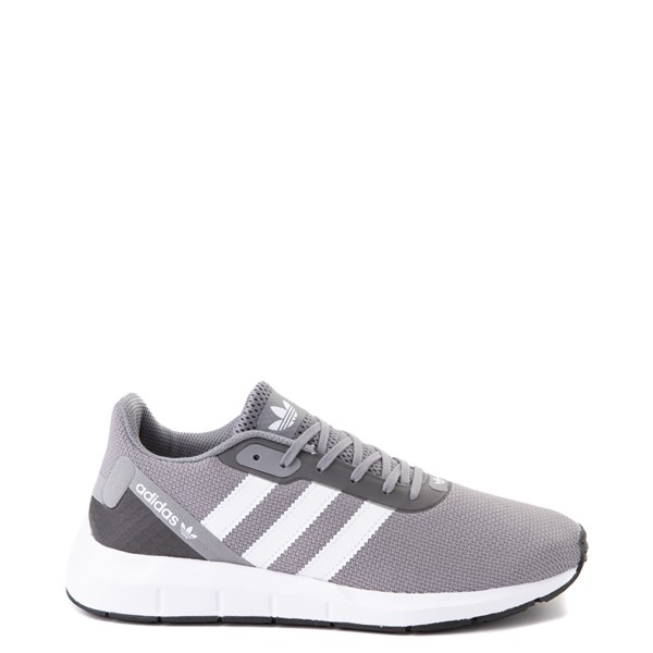 Main view of Mens adidas Swift Run RF Athletic Shoe - Gray