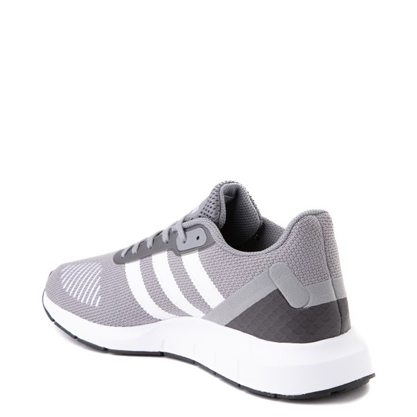 alternate view Mens adidas Swift Run RF Athletic Shoe - GrayALT1