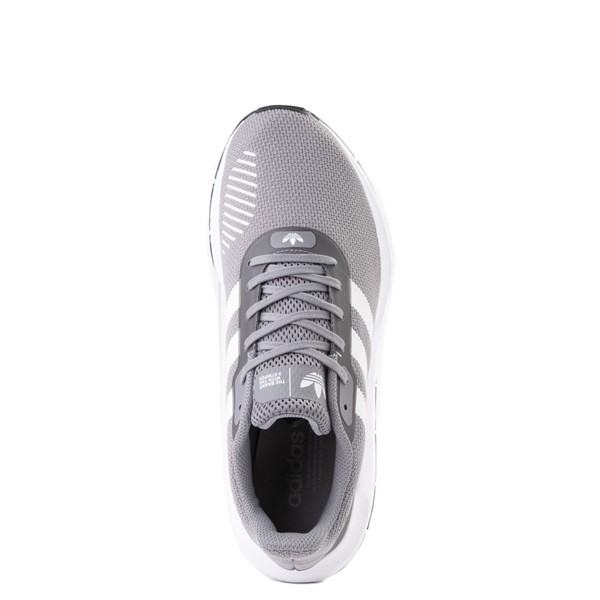 alternate view Mens adidas Swift Run RF Athletic Shoe - GrayALT2