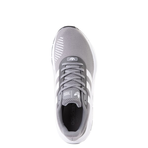 alternate view Mens adidas Swift Run RF Athletic Shoe - GrayALT4B