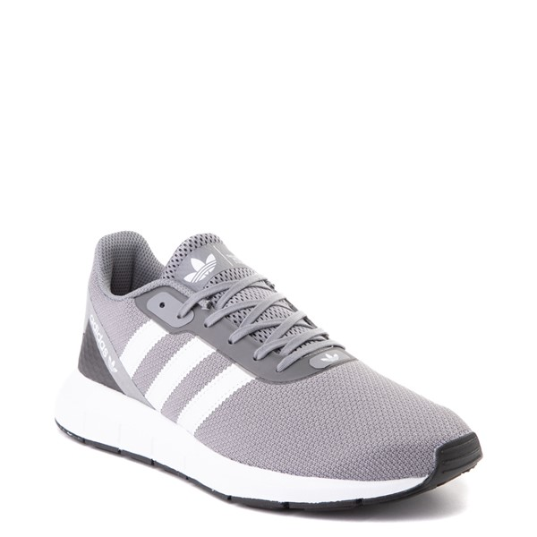 alternate view Mens adidas Swift Run RF Athletic Shoe - GrayALT5