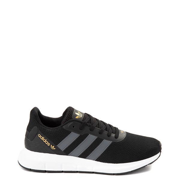 Womens adidas Swift Run RF Athletic Shoe - Core Black / Gray