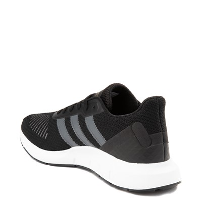 Alternate view of Womens adidas Swift Run RF Athletic Shoe - Core Black / Gray