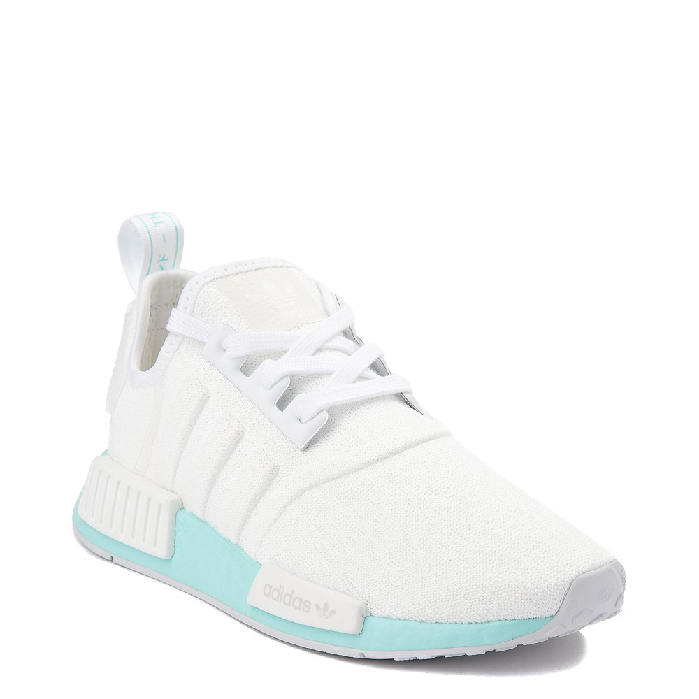 white adidas shoes nmd r1