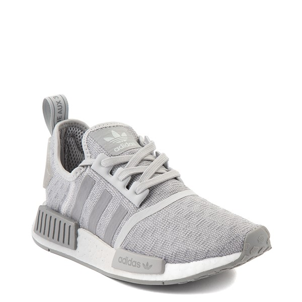 alternate view Womens adidas NMD R1 Athletic Shoe - GrayALT1