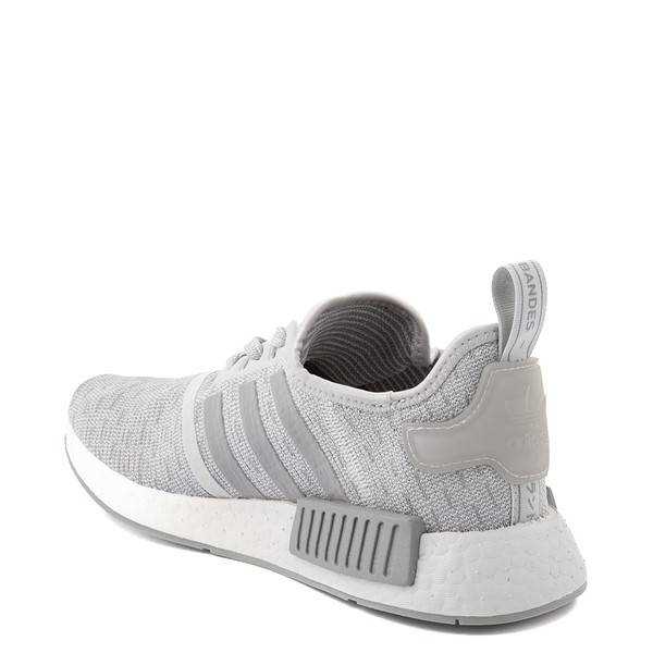 alternate view Womens adidas NMD R1 Athletic Shoe - GrayALT2