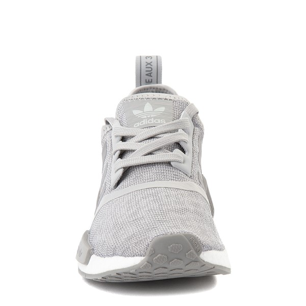 alternate view Womens adidas NMD R1 Athletic Shoe - GrayALT4