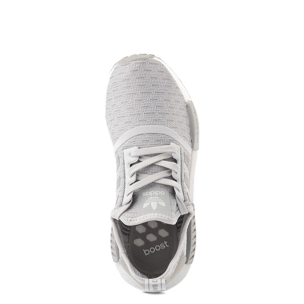 alternate view Womens adidas NMD R1 Athletic Shoe - GrayALT4B
