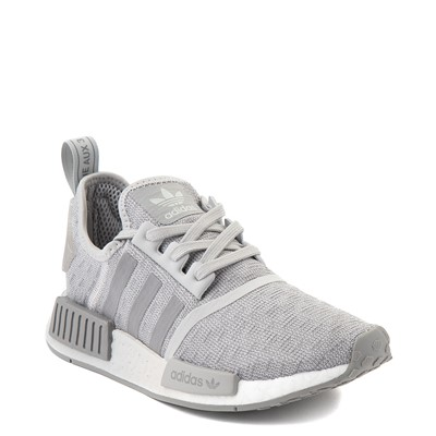 Alternate view of Womens adidas NMD R1 Athletic Shoe - Gray