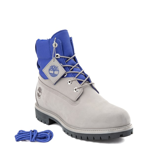 "alternate view Mens Timberland 6"" ReBOTL™ Boot - GrayALT1"