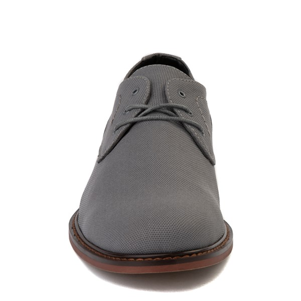 alternate view Mens J75 by Jump Hamilton Casual Dress Shoe - GrayALT4