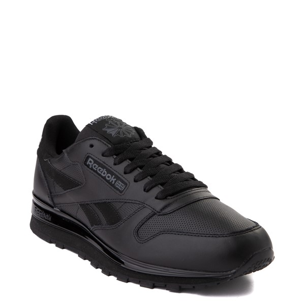 alternate view Mens Reebok Classic Athletic Shoe - BlackALT5