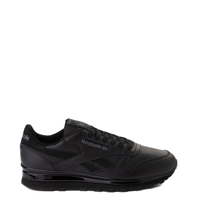 Main view of Mens Reebok Classic Athletic Shoe - Black