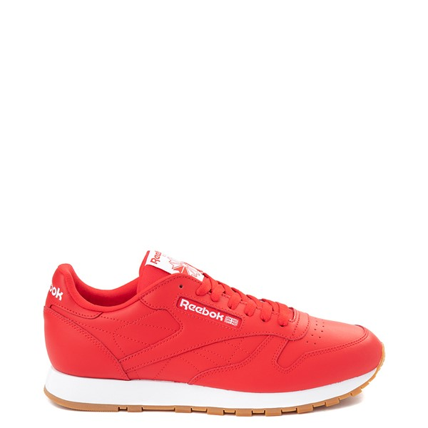 Mens Reebok Classic Athletic Shoe - Red / Gum