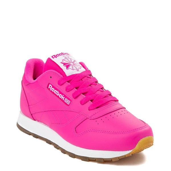 alternate view Womens Reebok Classic Athletic Shoe - Pink / GumALT5