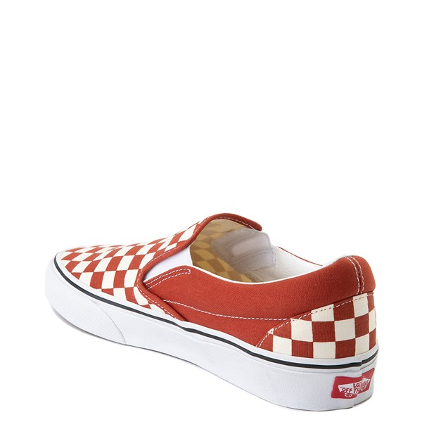 alternate view Vans Slip On Checkerboard Skate Shoe - PicanteALT2