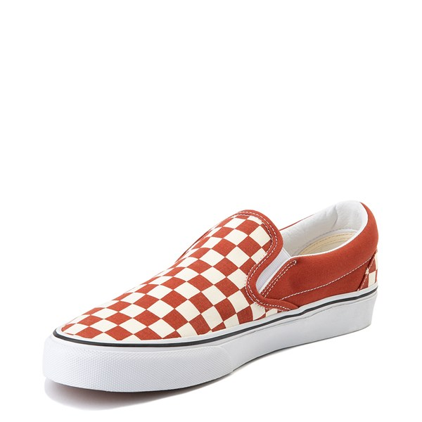 alternate view Vans Slip On Checkerboard Skate Shoe - PicanteALT3
