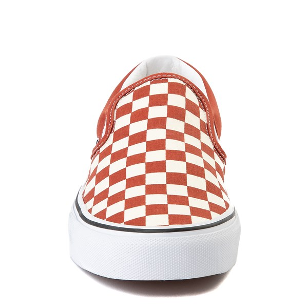 alternate view Vans Slip On Checkerboard Skate Shoe - PicanteALT4