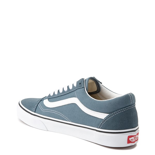 alternate view Vans Old Skool Skate Shoe - Blue MirageALT1