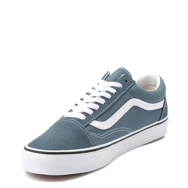 alternate view Vans Old Skool Skate Shoe - Blue MirageALT2
