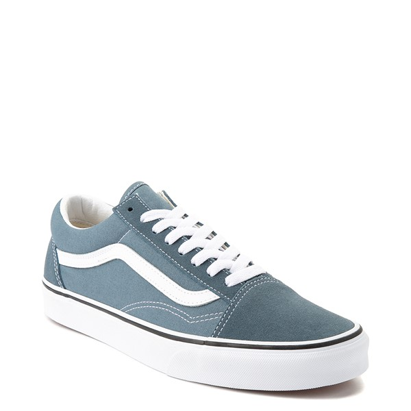 alternate view Vans Old Skool Skate Shoe - Blue MirageALT5