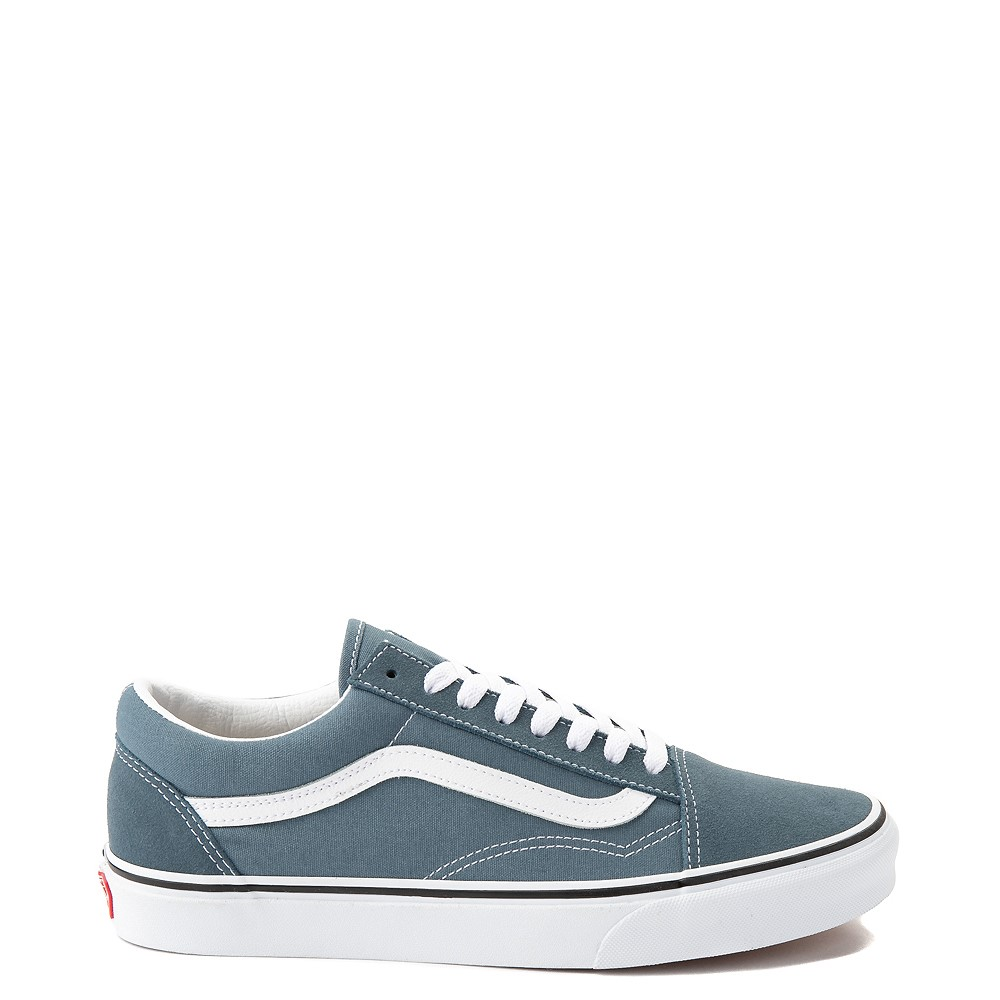 Vans Old Skool Skate Shoe - Blue Mirage