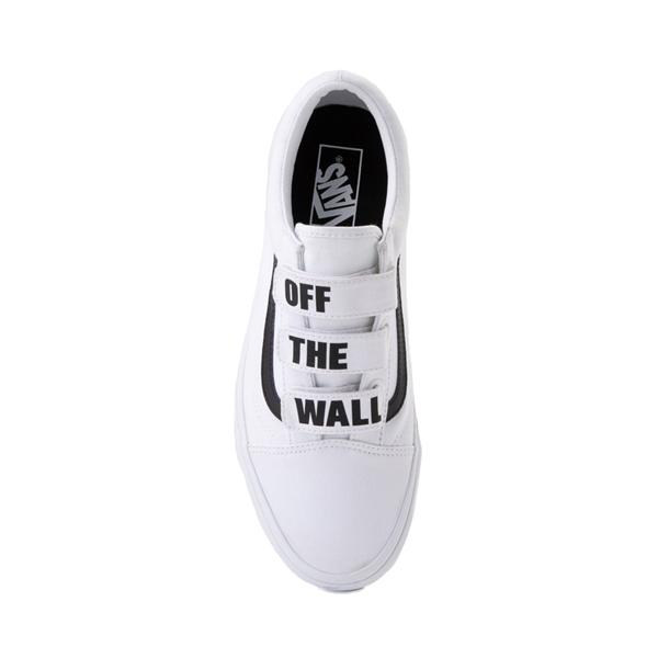 alternate view Vans Old Skool OTW Skate Shoe - White / BlackALT2